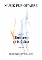 Isaac Albeniz: Rumores de la Caleta