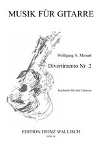 Mozart Wolfgang A. : Divertimento Nr. 2