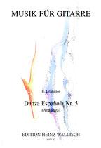 Enrique Granados: Danza Española Nr. 5 (solo)