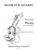 Maurice Ravel: Pavane (Duo)