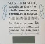 Carte à gratter Demande en Mariage