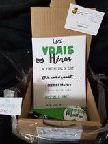 Kit Maître Super Héros