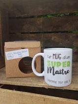 Mug Super Maitre