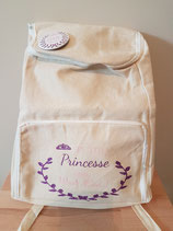 Sac à dos Princesse en week end réf 14