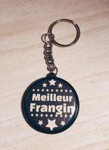 Porte clé Meilleur Frangin