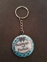 Porte clé maman parfaite réf 1