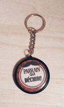 Porte clé Parrain qui déchire