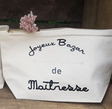 Trousse Joyeux Bazar de Maitresse