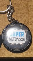 Porte clé Super Maitresse