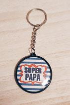 Porte clé Super Papa