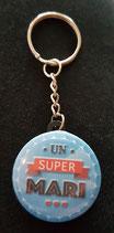 Porte clé Super Mari