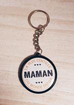 Porte clé La plus gentille Maman