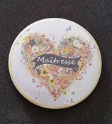 Badge miroir Maîtresse