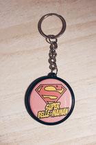 Porte clé Super Belle Maman