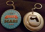 Porte clé décapsuleur Super Mari