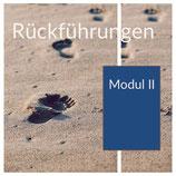 Rückführungsleitung Modul II (Aufbau)