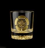 黄金のショットグラス 織田木瓜
