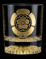 黄金のロックグラス 織田木瓜