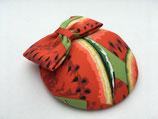 Fascinator Melone, Schleife
