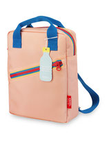 Backpack pink small from PET