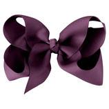 Large bow plum
