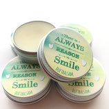 Always a reason to smile