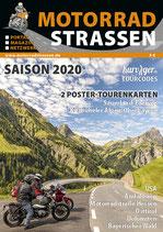 """MOTORRADSTRASSEN """"Saison 2020"""""""