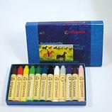 スティッククレヨン 12色紙箱