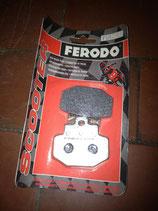 PASTIGLIE FRENO FERODO SERIES ARGENTO COD. FDB2115TS