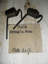 MOLLA MESSA IN MOTO COD. 103