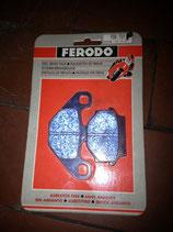 PASTIGLIE FRENO FERODO PLATINUM COD. FDB731P