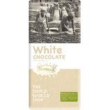 第3世界ショップ<定番100gシリーズ>ホワイトチョコレート 100g フェアトレードチョコレート