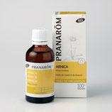 プラナロム アルニカオイル 50ml  キャリアオイル 植物油 ケンソー 健草医学舎