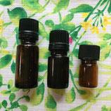 茶色遮光瓶 5ml