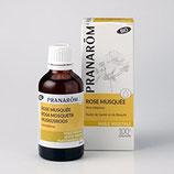 プラナロム ローズヒップオイル 50ml  キャリアオイル 植物油 ケンソー 健草医学舎