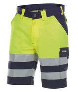 Herren Warnschutz Shorts