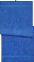 Frottier-Tücher - Royalblau