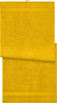 Frottier-Tücher - Yellow