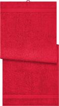 Frottier-Tücher - Rot