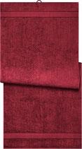 Frottier-Tücher - Orient Red