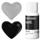 ColourMill Black  - 20 ml -
