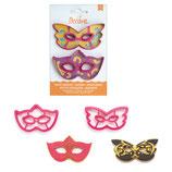 Decora - Masks Cutters 2 pc
