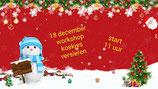 Workshop Koekjes Versieren Kerst 18 december 2021   11.00 - 14.00 uur
