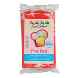 FunCakes Rolfondant  -Fire Red- 250g