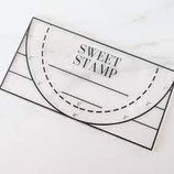 Sweet Stamp by Amy  Pick Up Pad Large
