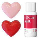 ColourMill Red  - 100 ml -