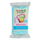 FunCakes Rolfondant -Baby Blue- 250g