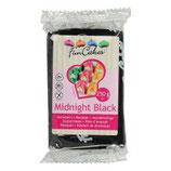 FunCakes Marsepein -Midnight Black- -250g-