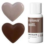 ColourMill Chocolate  - 20 ml -