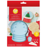 WILTON COOKIE STAMP KIT SNOW GLOBE